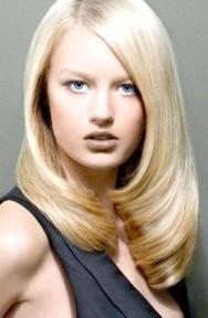 Фото - модель зачіски для тонкого волосся