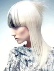 Фото - Колорування волосся поверх попелястого волосся