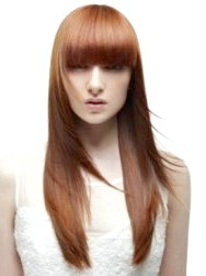 Фото - Колір волосся 2013 для рудих