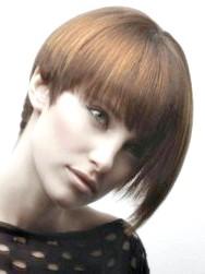 Фото - Рвані стрижки для середніх волосся
