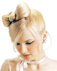 Фото - Бант з волосся