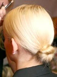Фото - Пучок з волосся