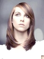 Фото - Стрижки каскад для довгого волосся