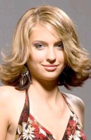 Фото - зачіска для тонкого волосся