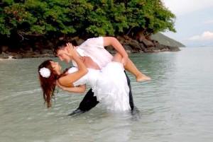 Весілля в екзотичному місці: доторкніться до чарівництва!