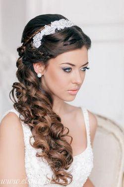 Весільні зачіски в грецькому стилі