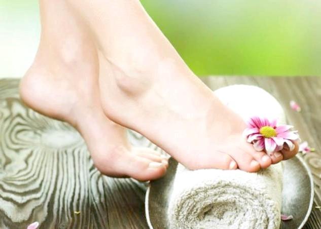 Догляд за ногами - грибок нігтів ніг