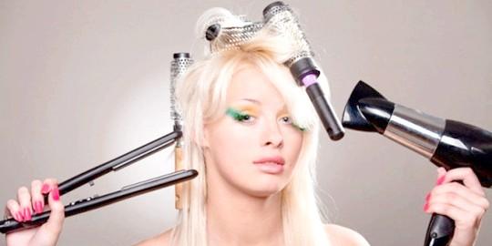 Укладання волосся: як виглядати на мільйон