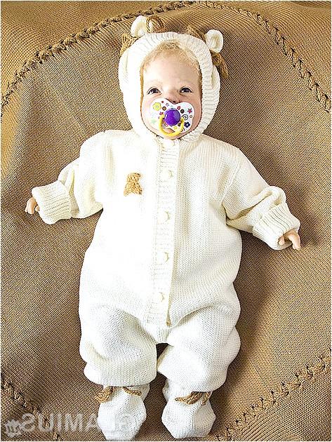 Фото - Вулична одяг новонародженого