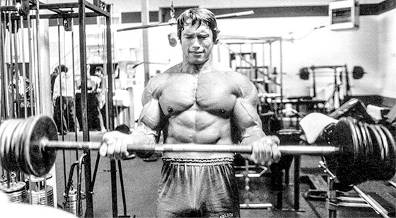 Цитати Арнольда Шварценеггера про спорт і мотивації