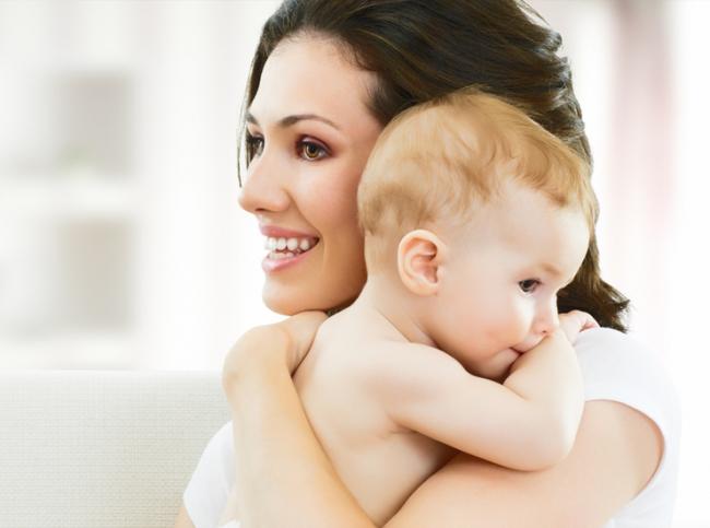 Якщо мати виховує дитину одна