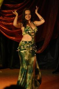 Гармонія форм і здоров'я - танець живота для початківців