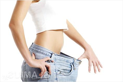 Як спалити жир на животі дівчини
