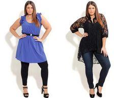 Як виглядати стрункішою за допомогою одягу?