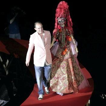 Крістіан Лакруа і його модні колекції