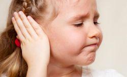 Лікування отиту у дітей 4-7 років