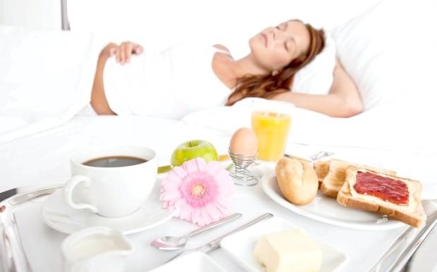 Кращі варіанти сніданку для схуднення