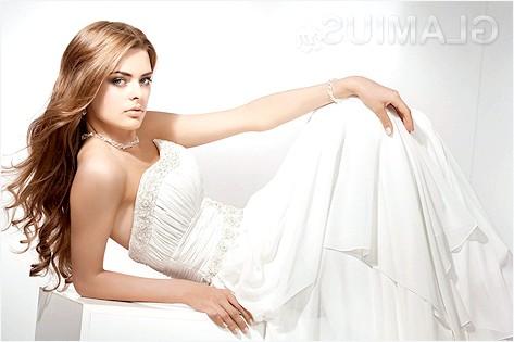 Фото - Модні весільні сукні 2012
