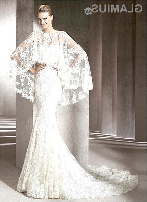 Фото - Ажурне весільну сукню