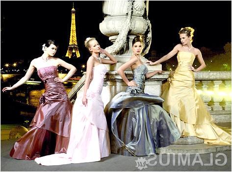 Фото - Різнобарвні весільні сукні