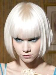 Фото - Стрижка боб-каре для світлого волосся.