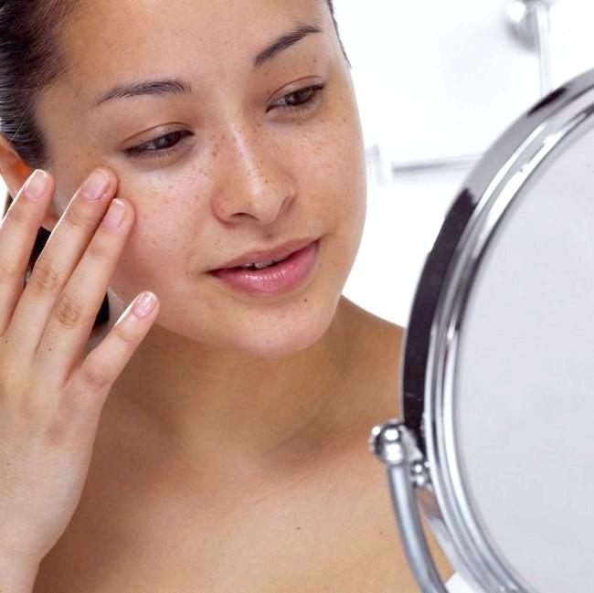 Пігментні плями на обличчі. народні засоби