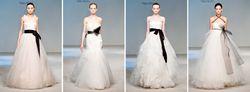 Фото - Весільні сукні від віри вонг
