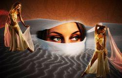 Танець живота: історія виникнення