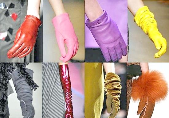 Топ 5 модних брендів жіночих рукавичок