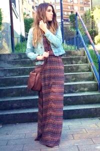 Східний стиль в одязі або як зробити образ таємничим