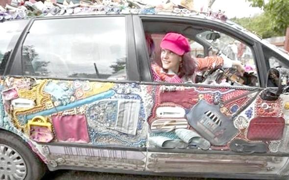 Жіноча машина