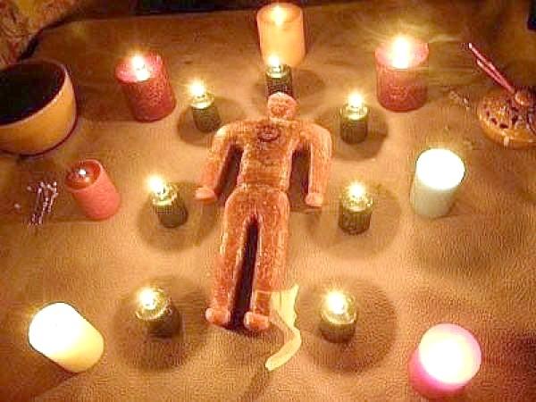 Фото - Як проводиться ритуал
